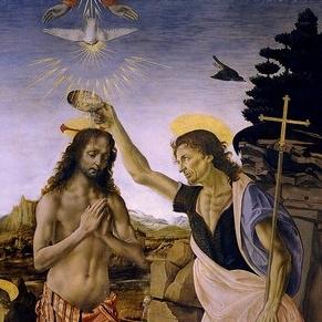 Christ's Baptism (c. 1475)